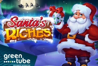 Greentubelta uusi joulupukkipeli